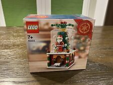 LEGO 40223 Santa Snow Globe - Limited Edition (New & Sealed) *RETIRED* #35