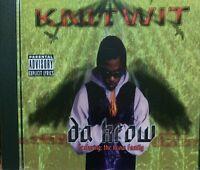 Knitwit - Da Krow - 1999 epd Records - Krayzie Bone - Bone Thugs - Cali Rap -OOP