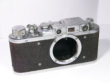 FED #376507 Russian 35mm Camera Leica copy RARE