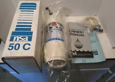 NSA Model 50C BACTERIOSTATIC WATER TREATMENT UNIT/WATER FILTER SYSTEM New