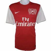 2011-2012 Arsenal Home Football Shirt, Nike, Medium (Very Good Condition)