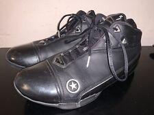 Converse Wade 1.3 Black Silver Men's Sneakers Size 11.5 Dwyane Wade All Star