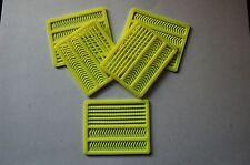 10 FRAMES OF CHEVRON / DUMBELL BOILIE / HAIR STOPS - 1040 STOPS - FREE POSTAGE