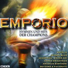Emporio-Hymnen und Hits der Champions (2001) Natalie, Orange Blue, Scorpi.. [CD]