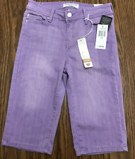 CELEBRITY PINK GIRLS Lilac Shorts - Size 14 (Brand New)