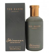 TED BAKER SKINWEAR LIMITED EDITION EAU DE TOILETTE 100ML SPRAY - MEN'S. NEW