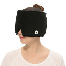 Aroma Season Ice Pack Migraine Hat Hot Cold Therapy Headache Pain Relief Black