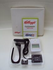 Kellogg's Cyclometer - Cycle 10 Challenge - Bicycle Computer New in Box