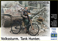 Master Box 35179 - Volkssturm Tank Hunter Germany 1944-1945 1/35 scale