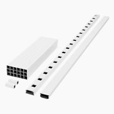Fiberon Deck Railing 94 in. x 36 in. Prefinished Handrail Composite White