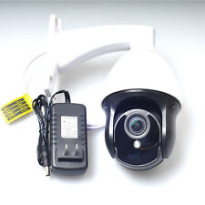 Outdoor Mini AHD 1080P CCTV 3X Optical Zoom PTZ Security Camera Speed Dome RS485