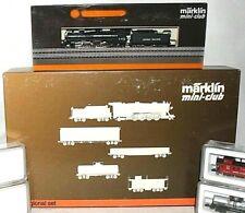 Marklin Z Mini Club 8005A Union Pacific Regional Locomotive Set (Tested) LNIB