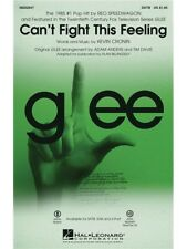 REO Speedwagon Can't Fight This Feeling SATB Voice Vocals SATB SHEET MUSIC BOOK