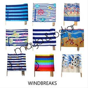 Windbreak Wind Break Screening Outdoor Beach Privacy Camping Garden 4/6/8/10/14m