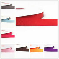 100Yard 15MM Multicolor Printed Grosgrain Ribbon Hair Sewing Ribbon wholesal