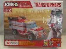 Kre-O Transformers Autobot Ratchet Building Set w/ 2 Kreon Mini-Figures: 165 PCS