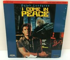 I Come in Peace (1990) [ID7874ME] Laserdisc Not A DVD