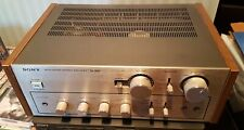 Vintage 1970s Sony TA-2650 Integrated Stereo Amplifier: Excellent Working Order