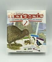 New Zealand Menagerie Challenging Wildlife Game 2/4 Players Age 5 years - Adult