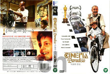 Cinema Paradiso (1988) - Giuseppe Tornatore, Jacques Perrin  DVD NEW
