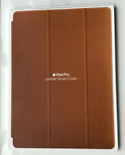 "Genuine APPLE 12.9"" iPad Pro LEATHER Smart Cover - Saddle Brown Generation 1 + 2"