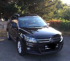 VW Tiguan bluemotion match 5dr 2014 2.0 TDI