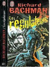 RICHARD BACHMAN alias STEPHEN KING--LES REGULATEURS--Editions J'AI LU poche