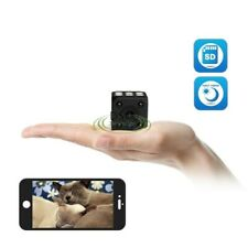 Mini Battery IP Camera Monitoring Remote Viewing HD Lens 720P WIFI Camera