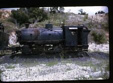 KODACHROME PHOTO SLIDE-Railroad FPC #42 Brooksville Florida Aug 1969