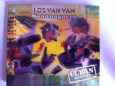 LOS VAN VAN, SANDUNGUERA, SEALED ITALIAN 9 TRACK CD ALBUM IN DIGIPAK FROM 2005