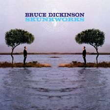 BRUCE DICKINSON Skunkworks Expanded Edition 2CD BRAND NEW Iron Maiden