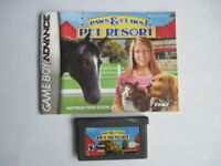 Paws & Claws: Pet Resort with Manual Nintendo Game Boy Advance