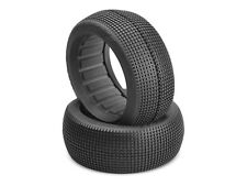 JConcepts Reflex 1/8th Buggy Tires Yellow2 (MED Hard)(Long Wear) (2)  JCO3121-Y2