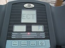 LOCAL PICKUP Horizon E95 Elliptical Exercise Machine W/ LCD Screen & Cup Holder