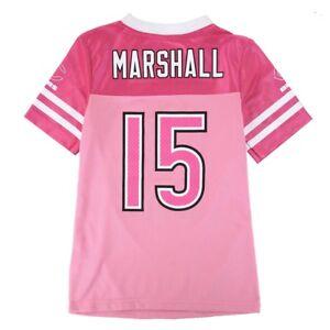 Brandon Marshall NFL Chicago Bears Mid Tier Fashion Jersey Girls Youth (7-16)
