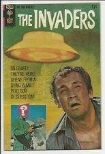 1967 Gold Key The Invaders #1 VF