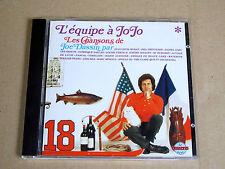 "CD tribute Joe Dassin ""l'équipe à Jojo"" / Murat - Comelade - Katerine - Darc"