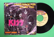 Kiss - I was made for lovin' you/Hard times - Casablanca BF 18667