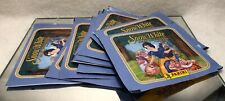 DIAMOND PANINI: SNOW WHITE STICKER PACK LOT (10) PACKS/ 60 STICKERS