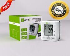 Wrist Blood Pressure Monitor Intec automatic U50 warranty 24months  MWI function