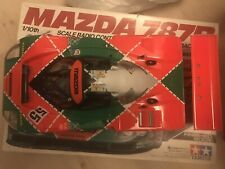 TAMIYA 1/10 FACTORY FINISHED MAZDA 787B GROUP C RC COMPLETE BODY PARTS SET RARE