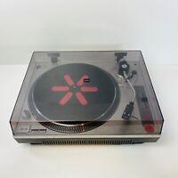 Ion iTT02 LP Vinyl Record Player STUDIO Turntable Mixing deck