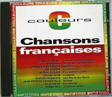 CELINE DION - CLAUDE FRANÇOIS - JOE DASSIN - BARBARA - RARE CD PROMO