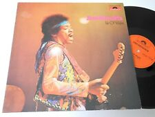 jimi hendrix nm polydor lp isle of weight top psych rock |50