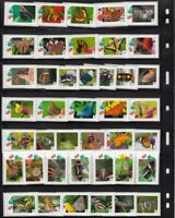 fq. BUTTERFLY =  41 UNIQUE Picture Postage stamps Canada 2014-2016/08 MNH-VF