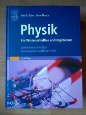 Physik für Wissenschaftler und Ingenieure. Tipler & Mosca von Elsevier
