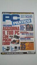 """PC PRATICO Settembre 2003 """"AGGIORNA IL TUO PC CON POCHI EURO'"""""""