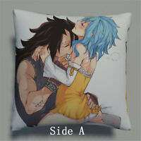 FAIRY TAIL Anime Manga two sides Pillow Cushion Case Cover 634