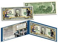 John F Kennedy * 50th ANNIVERSARY of ASSASSINATION * Legal Tender US $2 Bill JFK