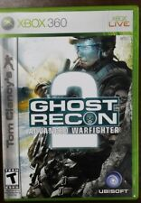 Tom Clancy's GHOST RECON ADVANCED WARFIGHTER 2 for Xbox 360/ LIVE